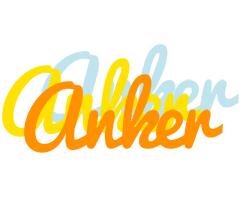 Anker energy logo