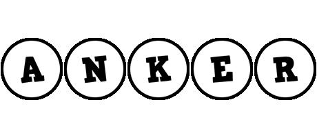Anker handy logo