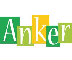 Anker lemonade logo