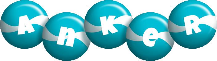 Anker messi logo