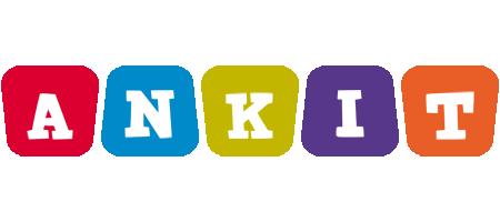 Ankit kiddo logo