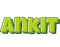 Ankit summer logo