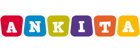 Ankita daycare logo