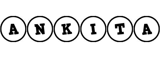 Ankita handy logo