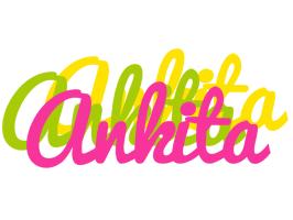 Ankita sweets logo