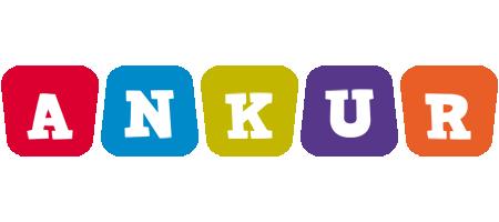 Ankur kiddo logo