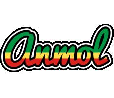 Anmol african logo