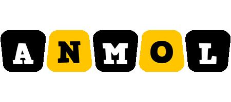Anmol boots logo