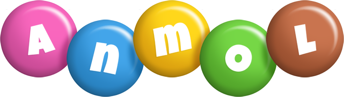 Anmol candy logo