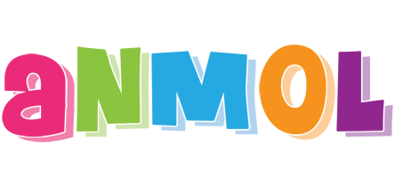 Anmol friday logo