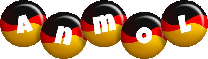Anmol german logo