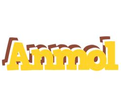 Anmol hotcup logo
