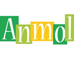 Anmol lemonade logo