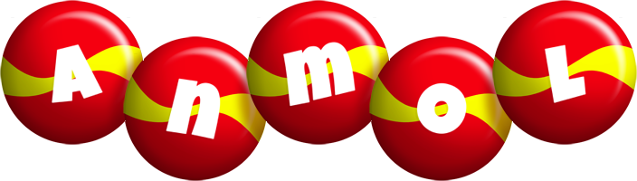 Anmol spain logo