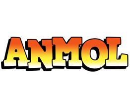 Anmol sunset logo