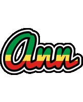 Ann african logo
