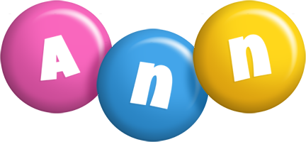 Ann candy logo