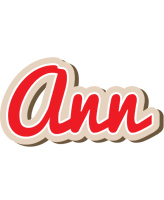 Ann chocolate logo