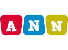 Ann daycare logo