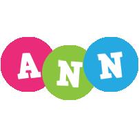 Ann friends logo