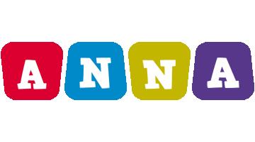 Anna daycare logo