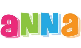 Anna friday logo