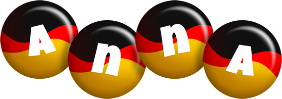 Anna german logo