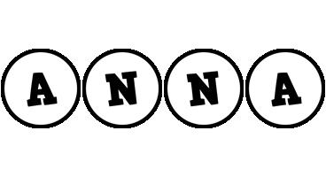 Anna handy logo