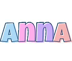 Anna pastel logo