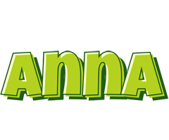 Anna summer logo
