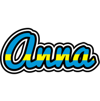 Anna sweden logo