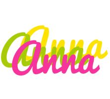 Anna sweets logo