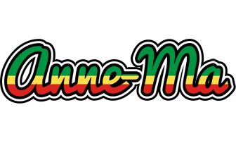 Anne-Ma african logo
