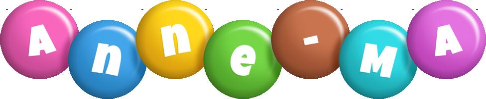 Anne-Ma candy logo