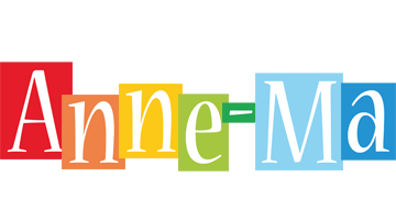 Anne-Ma colors logo