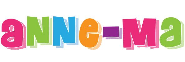 Anne-Ma friday logo