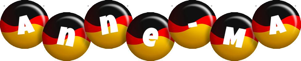 Anne-Ma german logo