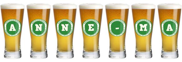 Anne-Ma lager logo