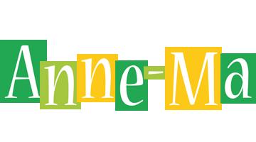 Anne-Ma lemonade logo