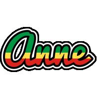 Anne african logo