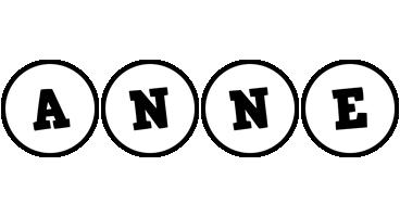 Anne handy logo
