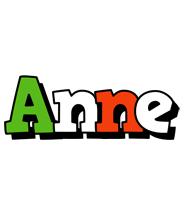 Anne venezia logo