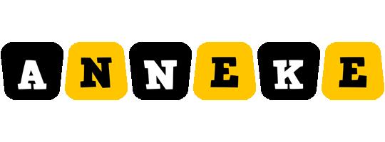 Anneke boots logo