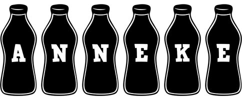 Anneke bottle logo