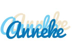 Anneke breeze logo