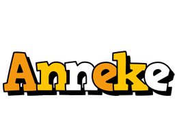 Anneke cartoon logo