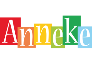 Anneke colors logo