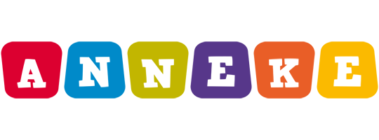 Anneke daycare logo