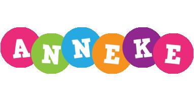 Anneke friends logo