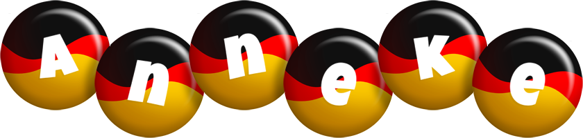 Anneke german logo